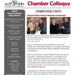 February 2018 Millstadt Chamber Newsletter