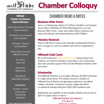 March 2018 Millstadt Chamber Newsletter