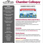 April 2018 Millstadt Chamber Newsletter