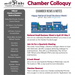 May 2018 Millstadt Chamber Newsletter