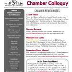 July 2018 Millstadt Chamber Newsletter