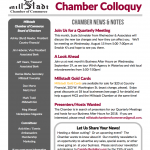 August 2018 Millstadt Chamber Newsletter